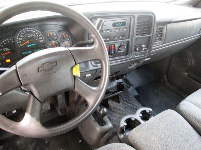 1gchk29u35e311821 05 Chevy Silverado 2500 4x4 Extended Cab Short