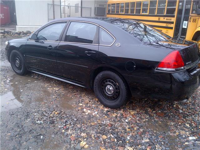 09 chevy impala 9c3 police unmarked detective series r d great 80 pics vid 2g1ws57m191250965 used cars for sale from usa