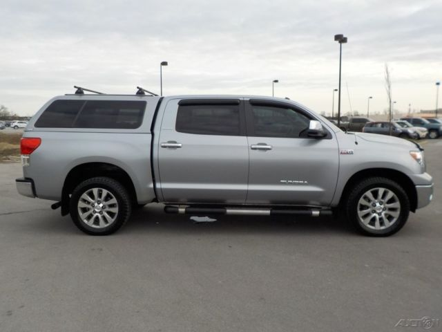 "Toyota Lebanon Pa >> 5TFHW5F1XCX238108 - 12 Toyota Tundra 4WD Sunroof Silver/ Black Heated Leather Navigation 20"" Wheels"