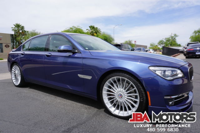 WBAYECDDS BMW ALPINA B LWB Series Sedan Like - 2010 750 bmw