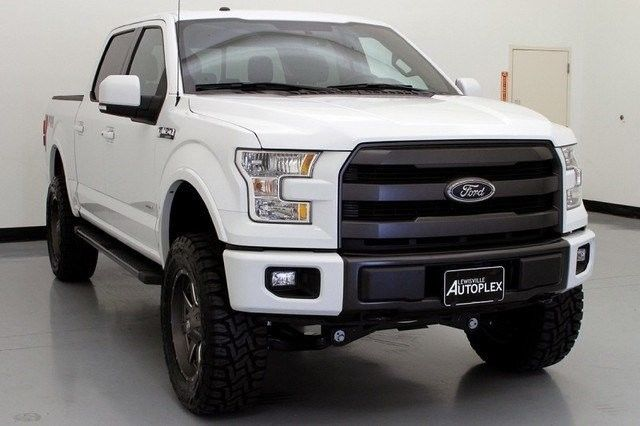 Ftewegfkd  Ford F Lariat Ecoboost  Inch Pro Comp Lift  Inch Fuel Wheels