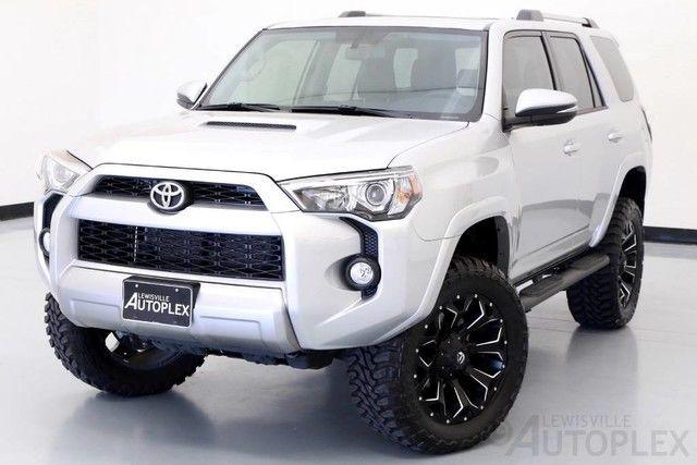 Jtebu5jr9g5336312 16 Toyota 4runner Trail Premium 20