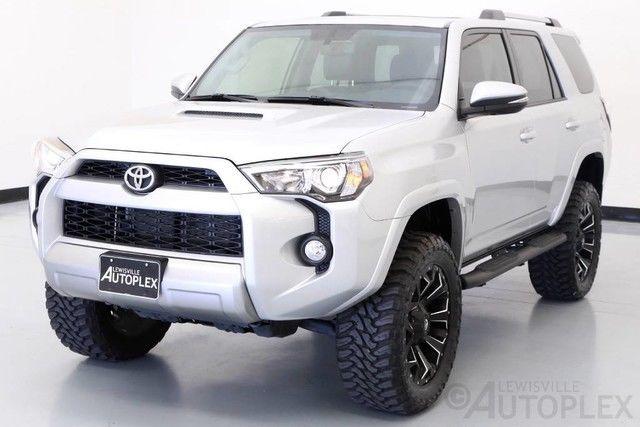 JTEBU5JR9G5336312 - 16 Toyota 4Runner Trail Premium 20 ...