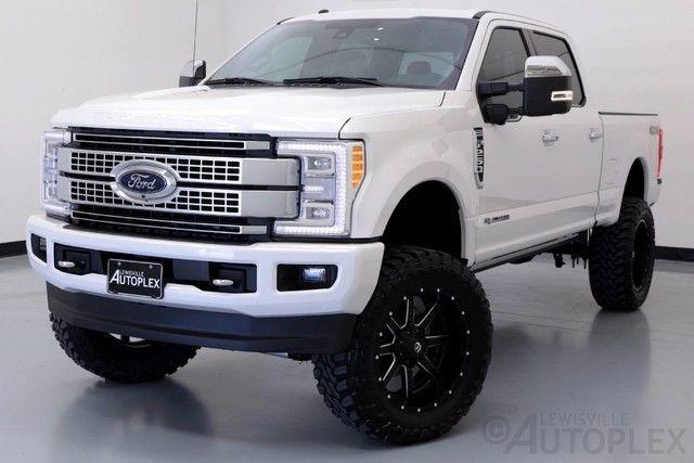 ftwbtheb  ford  platinum   fts lift   fuel wheels navigation
