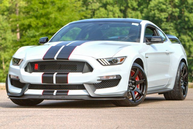17 Mustang Shelby Gt350r Sync3 Electronics Pkg 50 State