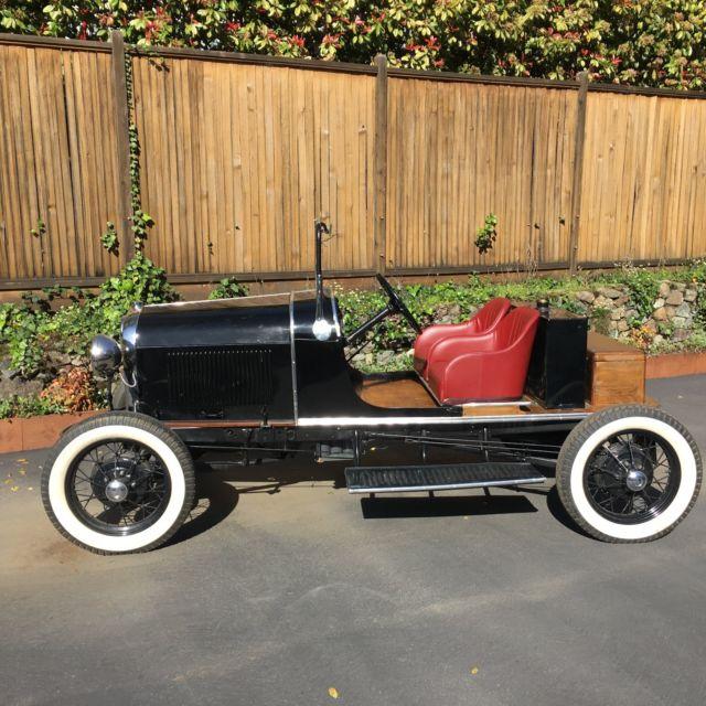 1929 model a speedster. Black Bedroom Furniture Sets. Home Design Ideas