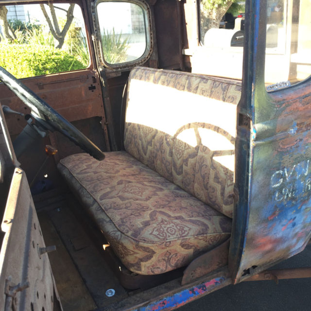 1930 Ford Model A Coupe 5 Window Hot Rod Scta Patina