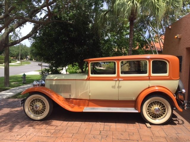 1930 packard sedan model 726 4 door 5 passenger award winner for 1930 model a 4 door sedan