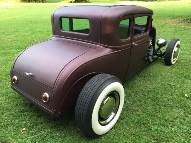 1931 ford 5 window coupe traditonal built hot rod for 1931 ford 5 window coupe hot rod