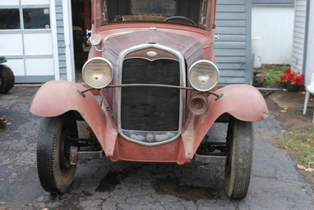4549562 1931 ford model a 4 door sedan slant window rust for 1931 ford model a 4 door for sale