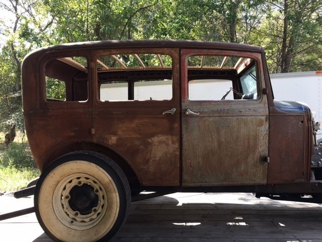 1234567 1931 ford model a slant window body only 4 door for 1931 ford model a 4 door for sale