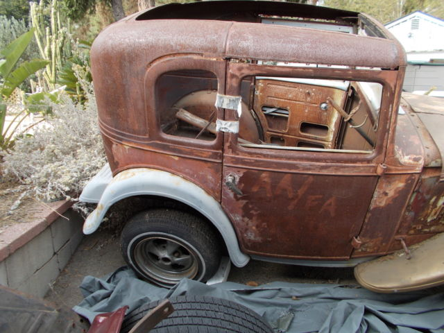 1934 American Austin Bantam Coupe Rat Hot Rod Gasser Fuel