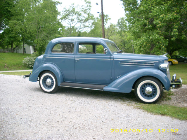 1935 dodge brothers sedan for 1935 dodge 4 door sedan