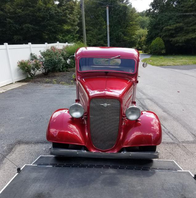 1936 Chevy Truck Street Rod