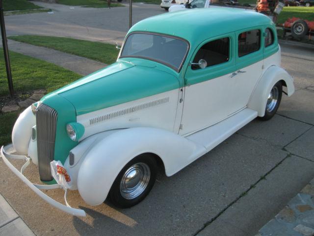 Dxxxxxxxxx 1936 dodge 4 door sedan street rod 350 v 8 for 1936 dodge 4 door sedan