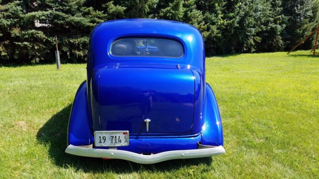 6ba31510 1936 Pontiac 2 Door Sedan Hot Rod