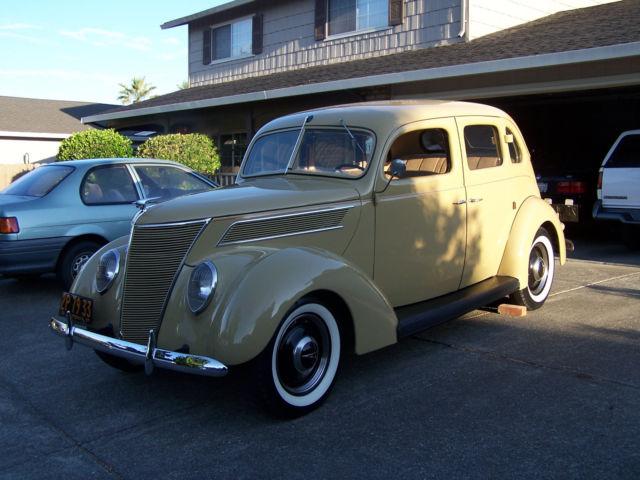 54326983 1937 ford 4dr slantback for 1937 ford 4 door sedan for sale