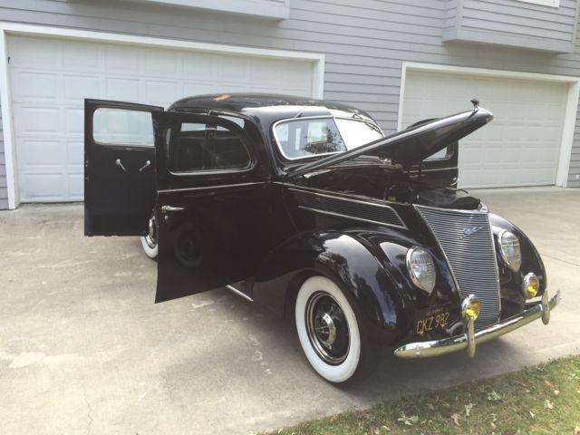 184117251 1937 ford sedan 4 door flathead 85 hp banjo for 1937 ford 4 door sedan