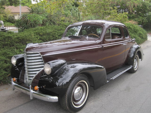 F858499 1938 oldsmobile business coupe for 1938 oldsmobile 4 door for sale