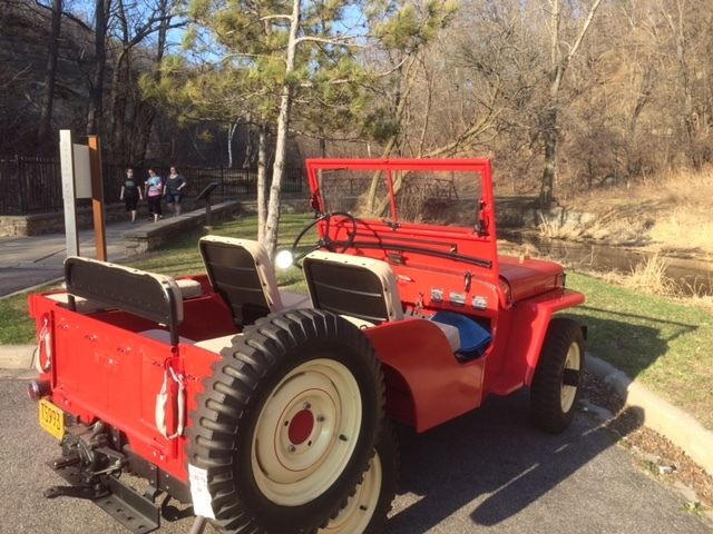 Cj A Jeep Willys Frame Off Restoration