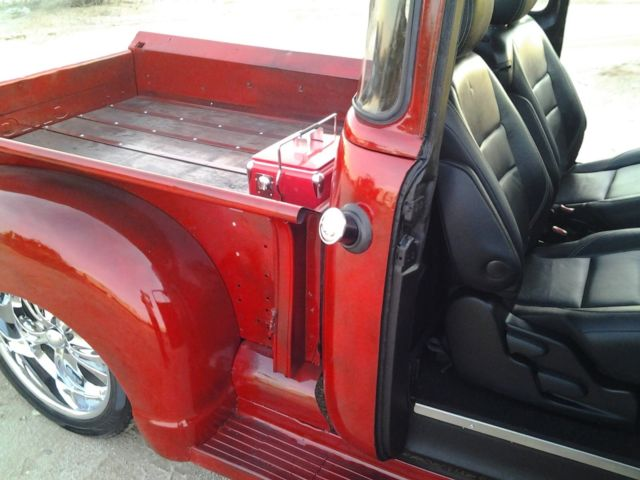 Truck Beds For Sale >> 1948 Chevy 3100 Patina 53 52 51 50 49 54 47 GMC Shop Truck ...