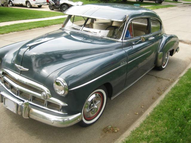 5gkj648 1949 chevrolet 2 door fastback fleetline delux for 1949 chevrolet fleetline 2 door