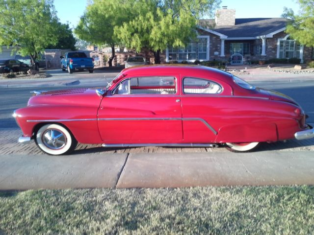 1950 mercury 2 door sedan for 1950 mercury 4 door sedan