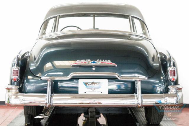 14jkd72527 1951 Chevrolet Bel Air 2 Door Hardtop Wide White Walls