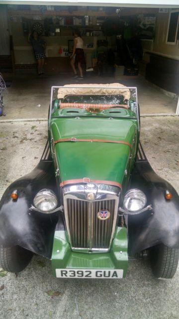 1952 MG-TD REPLICA / KIT CAR - 770760308345833Usedfromus.com