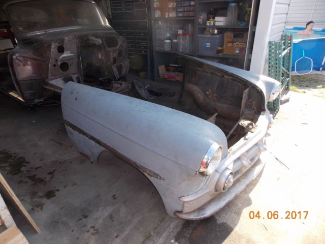 C53b190765 1953 Chevy Bel Air Complete Restoration Project