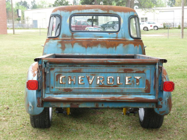 10000 1953 chevy rare 5 window hot rod truck patina rat for 1953 chevrolet 5 window pickup for sale