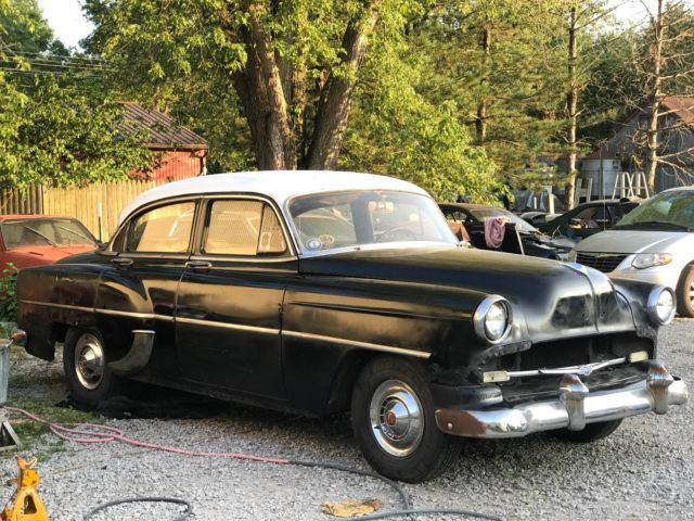 1954 Chevy Belair 4 Door Sedan B54n057203