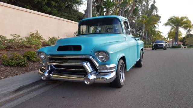 1955 Chevy 3100 / GMC 100 Big Window Short Bed Pickup ...