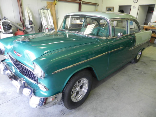 123456789 1955 chevy belair sedan 2 door post for 1955 chevy 2 door sedan