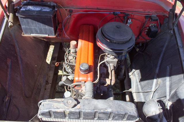 3G56A001957 - 1956 Chevrolet 3800 Pickup Truck
