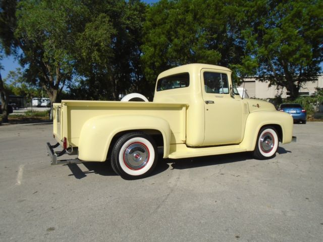 1956 ford f100 truck custom for 1956 ford f100 big window truck for sale