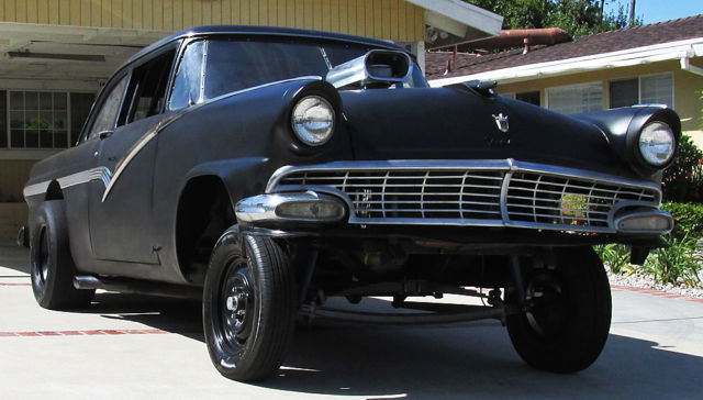 1956 Ford Rat Rod Gasser