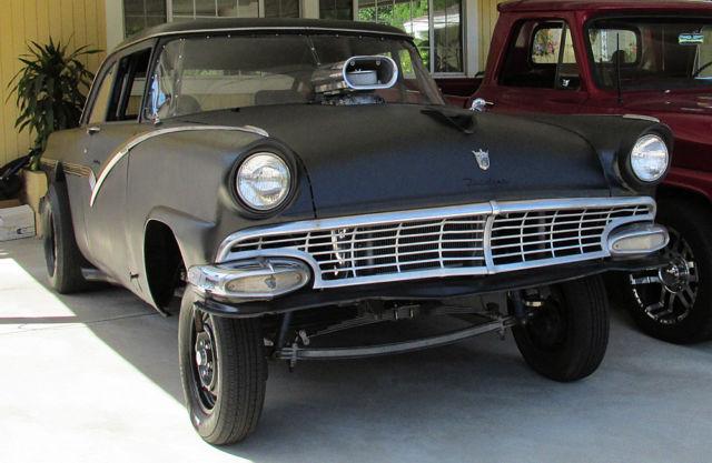 1956 Ford Rat Rod Gasser