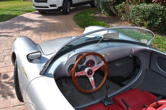 56rso109154vs 1956 porsche spyder 550 replica - Porsche Spyder 550 Replica