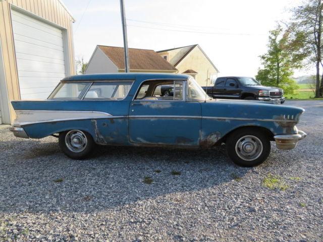 Vc57b136863 1957 Chevrolet Nomad Great Restoration