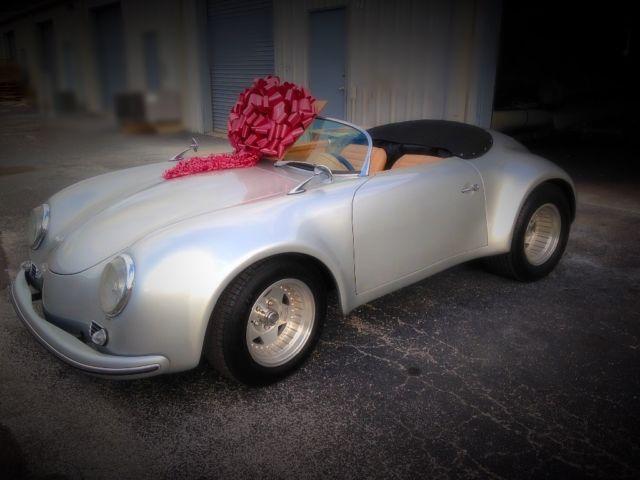 119690951 1957 Porsche 356 Super Wide Body Converible