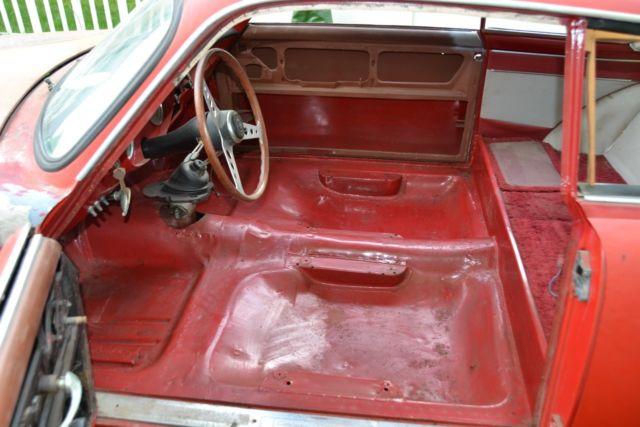 Alfa Romeo Giulietta Sprint - 1960 alfa romeo giulietta for sale