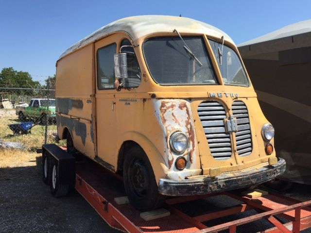 d1a3c426c5 123456 - 1961 International Harvester Metro Van Vintage Milk Bread ...