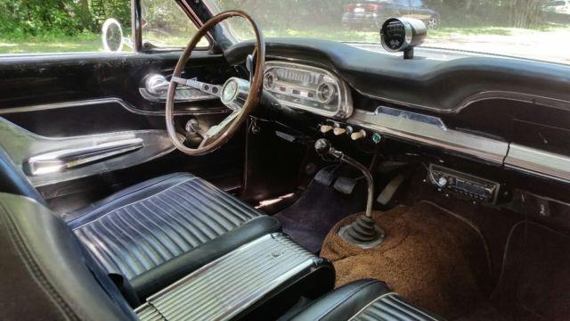 1963 Falcon Sprint Convert 5 0 Ho Efi 4 Speed Mustang Ii