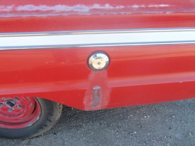 3K48L102742 - 1963 Ford Fairlane Wagon
