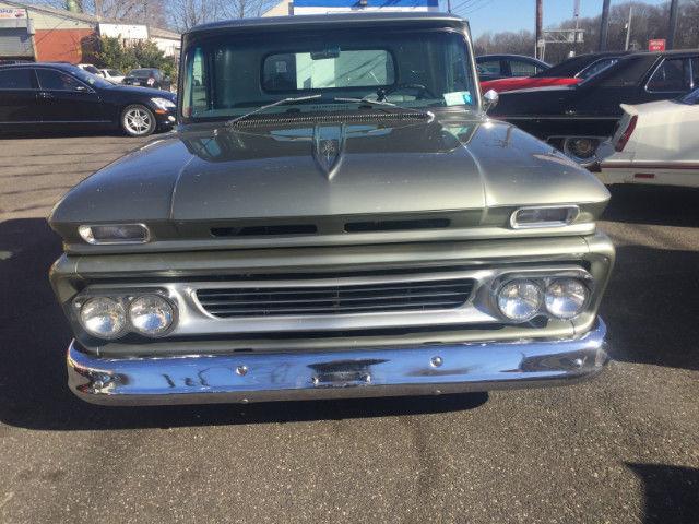 4c144j156223 1964 chevrolet c 10 pickup restomod. Black Bedroom Furniture Sets. Home Design Ideas