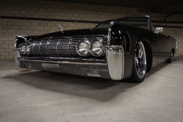 4y86n431353 1964 lincoln continental convertible suicide doors 68k miles restored. Black Bedroom Furniture Sets. Home Design Ideas