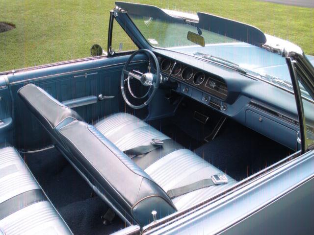 235675p360898 1965 Pontiac Convertible Tempest Lemans Gto