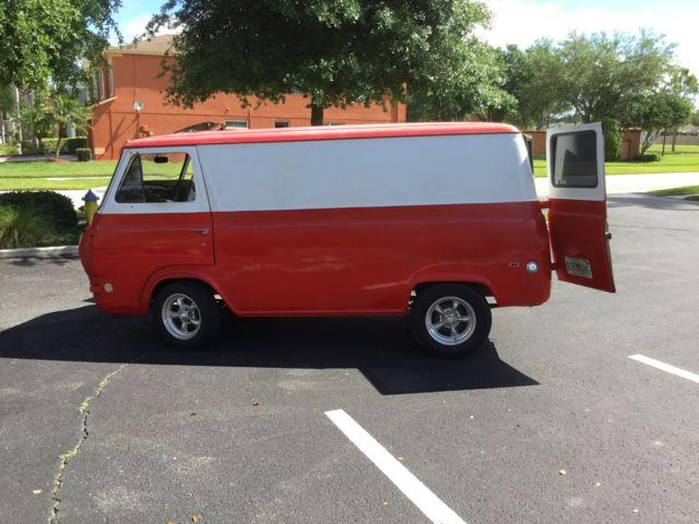 1966 Ford Econoline Van