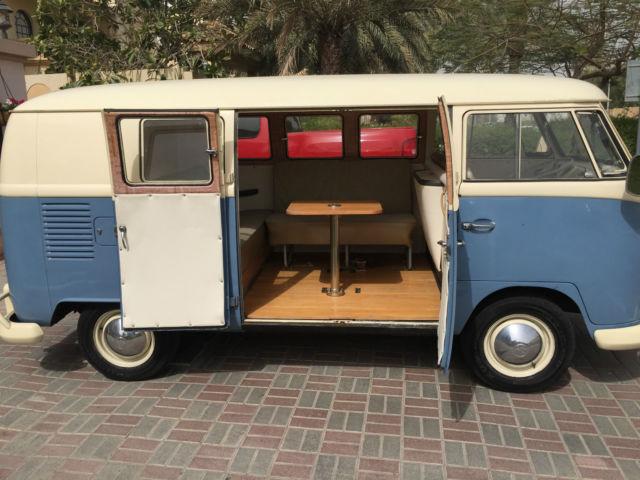 9f7f985025 225071730 - 1967 Camper Van